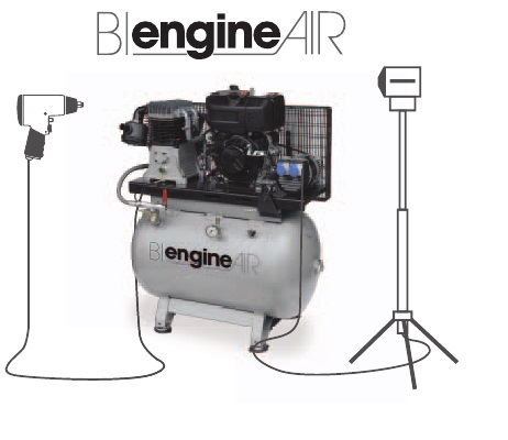 Решение «2-в-1»: BI engineAIR